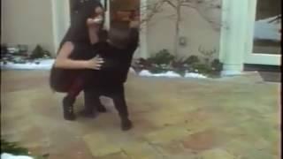 Kanye and Kim home video