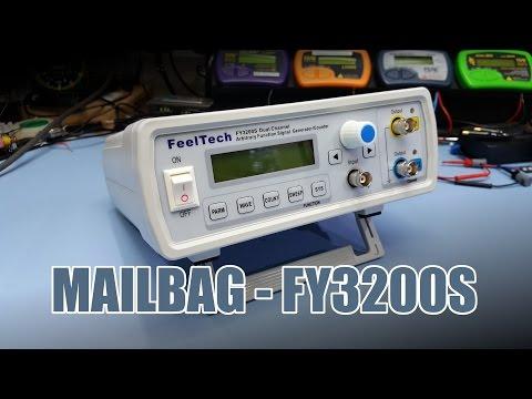 SDGMB #006 FeelTech FY3224S 24MHz Signal Generator Banggood