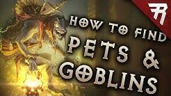 Diablo 3 Best Goblin Farm Routes: Rainbow Goblins & Pet (Menagerist) Goblins (Guide)