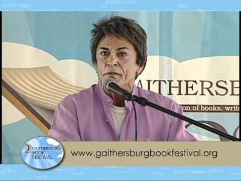 2011 Gaithersburg Book Festival Featured Author - Rita Mae Brown