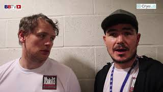 MICK AND DAVE JENNINGS REFLECT ON MARK JEFFERS BIG KO WIN FOR THE CENTRAL AREA TITLE
