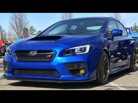 2017 subaru wrx sti exhaust sounds compilation youtube. Black Bedroom Furniture Sets. Home Design Ideas