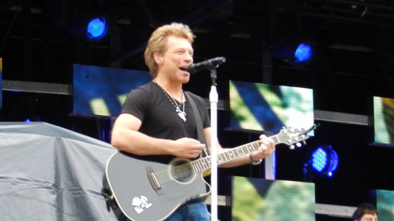 Bon Jovi - Who Says You Can't Go Home