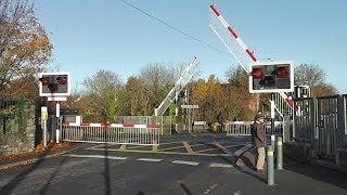 Level Crossing - Coolmine, Dublin