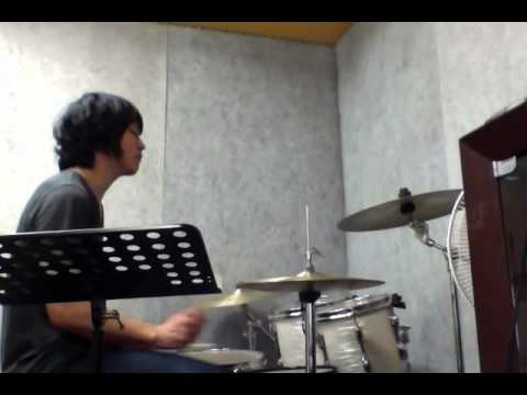 Take Cover Drum Cover - Mr.big 2013 5. 2....