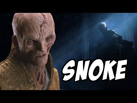 The TRUTH about Supreme Leader Snoke
