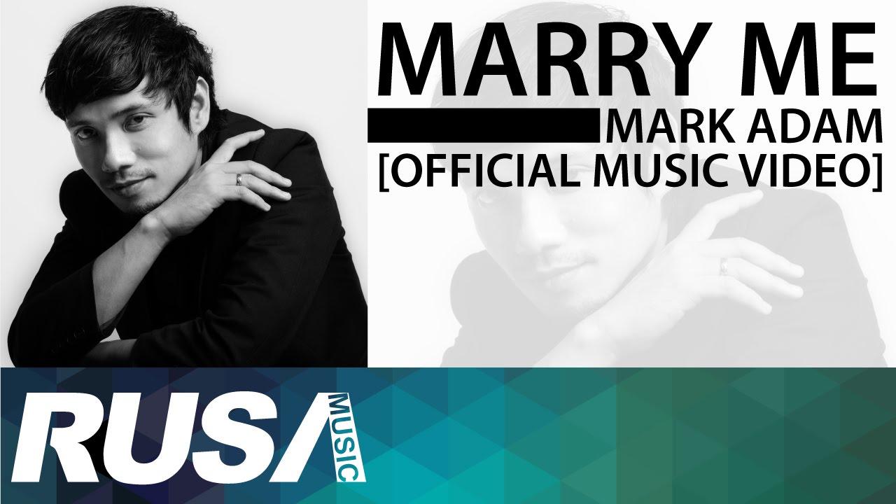 Mark adam marry me official music video chords chordify for Floor 88 zalikha lirik