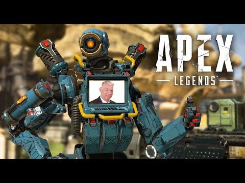 VoiceOverPete Plays: APEX LEGENDS - Just Released!