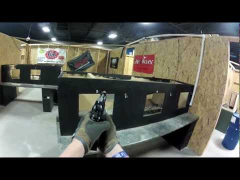 Vanguard Airsoft Team Death Match 3-3-12 (KWA M93R)