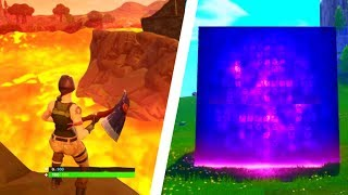 I FOUND the SEASON 6 SECRET! (Fortnite: Battle Royale) [The Cube]