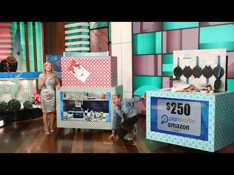 Ellen Has a Great Day 8 for 12 Days of Giveaways!