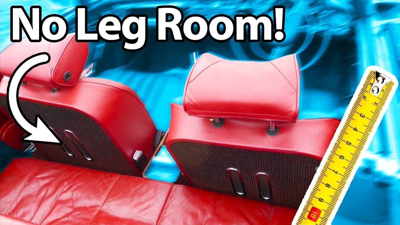 Download 6 Cars With CRAZY Small Back Seats!! 💺