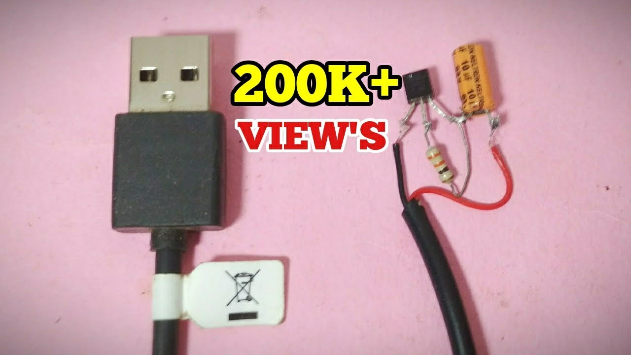 Simple Audio Amplifier 13001 Transistor Youtube
