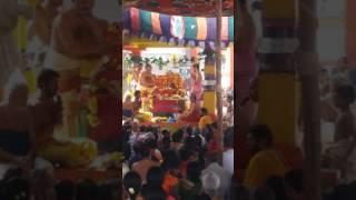 Sri andalu ranganayaka swamy kalyanam Edulabad 14.01.2017