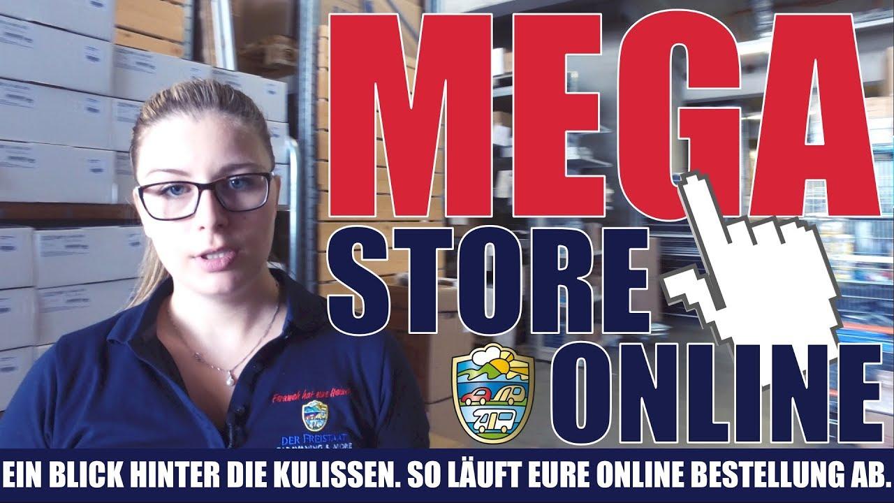 Freistaat Mega Store Online Backstage Führung Durch Den Onlineshop