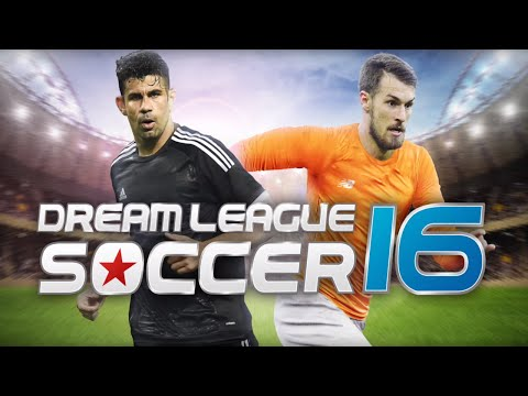 Official Dream League Soccer 2016 Launch Trailer - IOS / Android (by First Touch Games)