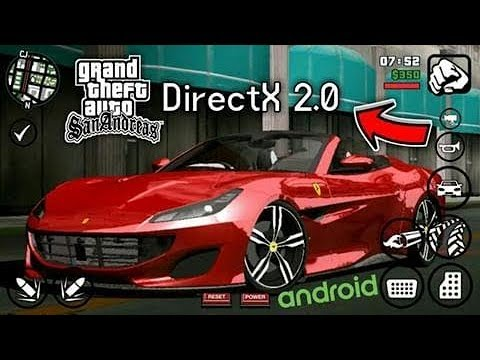 [60MB]Ultra 4K HD Modpack   GTA SA In Android   Like To DirectX 2.0   Supported All Devices