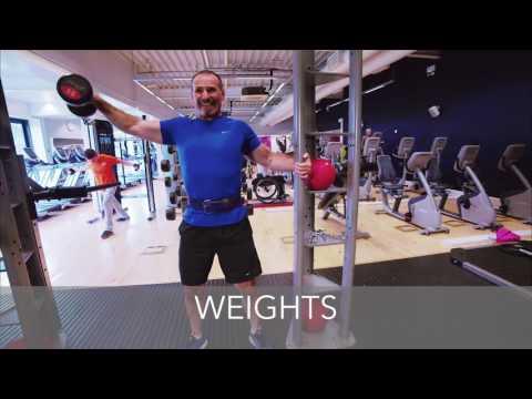 Banbridge Leisure Centre Gym Facilities