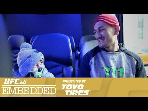 UFC 231 Embedded: Vlog Series - Episode 5