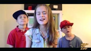 Luis Fonsi, Daddy Yankee-Despacito ft. Justin Bieber Kids Of Leo LIVE ACOUSTIC Cover-CLEAN EDIT