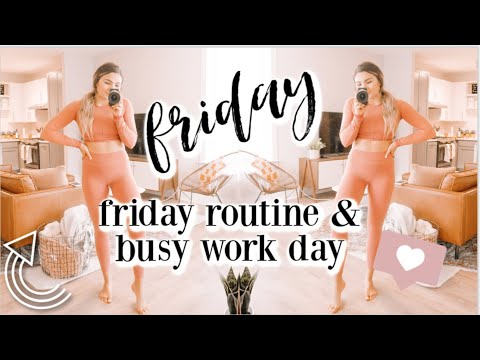 FRIDAY IN MY LIFE | who you follow on social media matters! & busy friday routine!