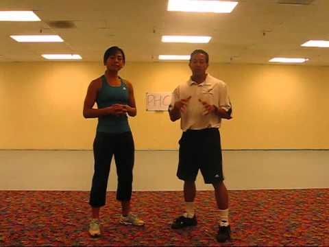 Pacific Health Club (PHC) Post-Stretch Instructions