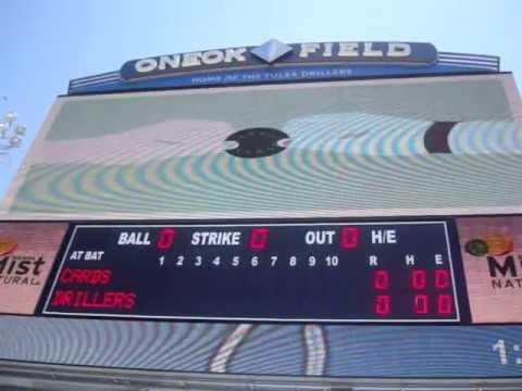 Oreo Wonderfilled comes to Tulsa Drillers Stadium