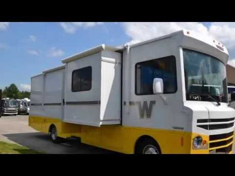 2016 Winnebago Brave 31C Class A Motorhome for sale at RCD Sales 15037