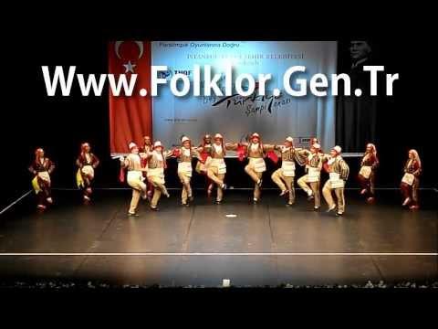 2013 THOF Büyükler Final - İstanbul Ahenk Sanat GSK - Www.folklor.gen.tr