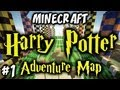 Minecraft - Harry Potter Adventure Map - Part 1 - The Boy Who Lived