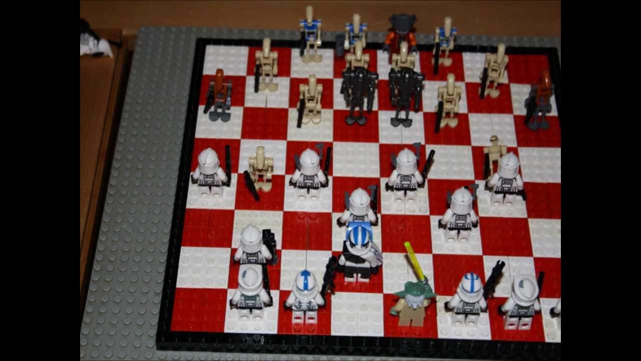 lego star wars das schachspiel youtube. Black Bedroom Furniture Sets. Home Design Ideas