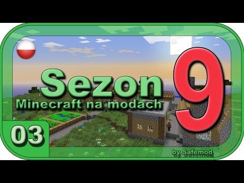 MineCraft Sezon 9 - #03 - Wykopaliśmy skamielinę i  spotkanie giganta
