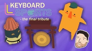 Let's Play Keyboard Sports - the final tribute | Graeme Games | Keyboard Sports Gameplay