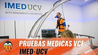 🦇🩺EL VALENCIA CF CONTINÚA CON MÁS PRUEBAS MÉDICAS EN EL HOSPITAL IMED-UCV