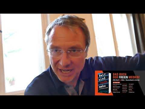 #Wirsindnochmehr: Michael Stürzenberger über seine Arbeit bei Pi-News