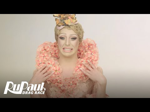 RuVealing Laganja Estranja's Butterfly Look Makeup Tutorial HD | RuPaul's Drag Race | Logo