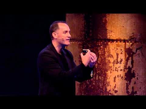 World's first full motion graphics presentation - Keynote at TheNextWeb 2012