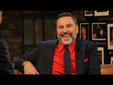 David Walliams on Simon Cowell's 'plastic surgery' | The Late Late Show | RTÉ One