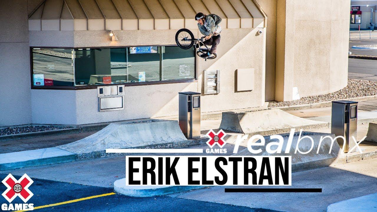Erik Elstran: REAL BMX 2020 | World of X Games