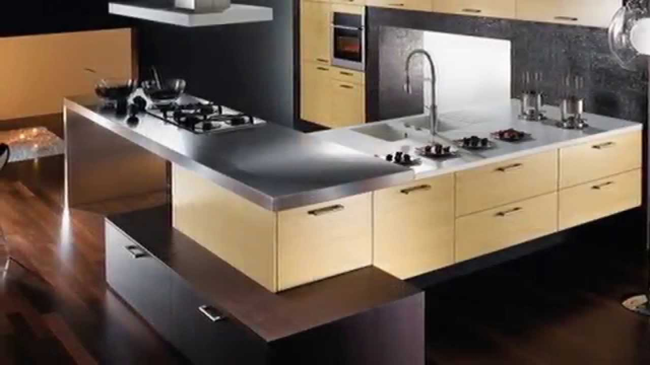 Catalogo de muebles de cocina kitchenette furniture youtube for Kitchenette furniture