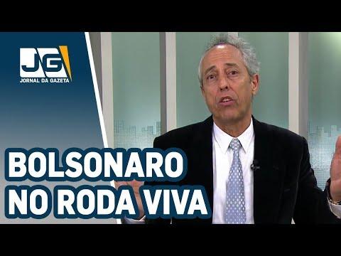 Bob Fernandes/Bolsonaro: Humorismo... Uma ode à ignorância e ao fascismo.