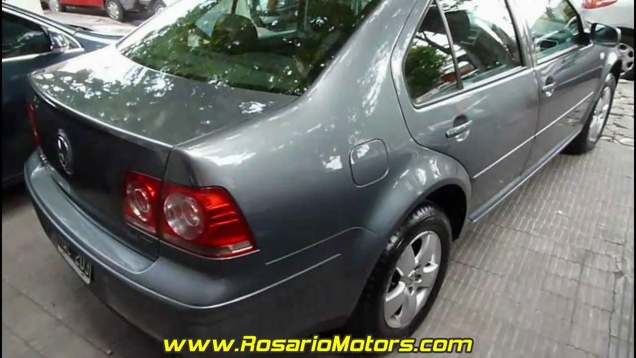 Volkswagen Bora 2008 Full En Rosario Motors Com Youtube