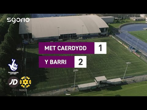 Cardiff Metropolitan Barry Goals And Highlights