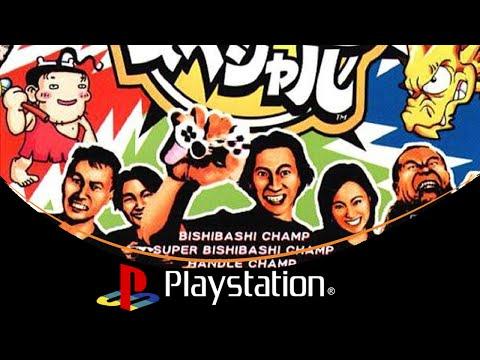 Super Bishi Bashi [PlayStation]