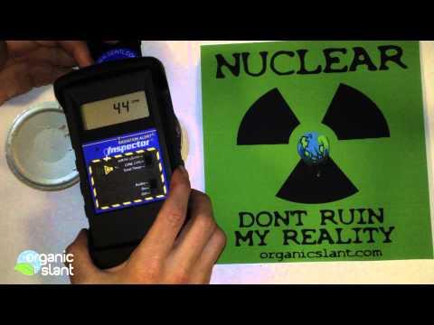 Yellowfin tuna canned & live radiation monitor test 4-12-2012   Organic Slant