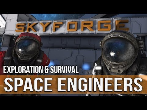 Space Engineers - Exploration & Survival! (Pirate PVE)