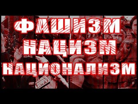 Фашизм, нацизм, национализм. Попов М.В.