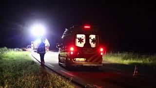 Ongeval Maas en Waalweg Puiflijk 10 06 2019