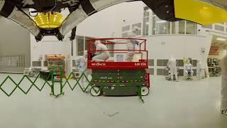 Explore the James Webb Space Telescope at NASA Johnson in 360 [3 - beneath]