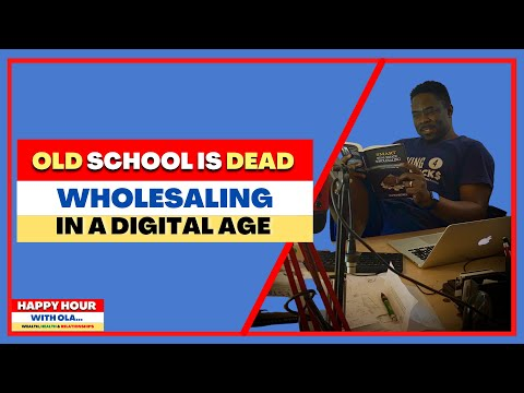 3 Steps - How to Wholesale Real Estate in the DIGITAL Age.  Old School Wholesaling is DEAD!